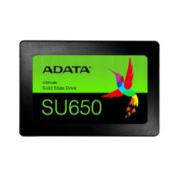 Cyberpuerta: SSD Adata Ultimate SU650, 480GB (Queda en $1,169 e.gratis)