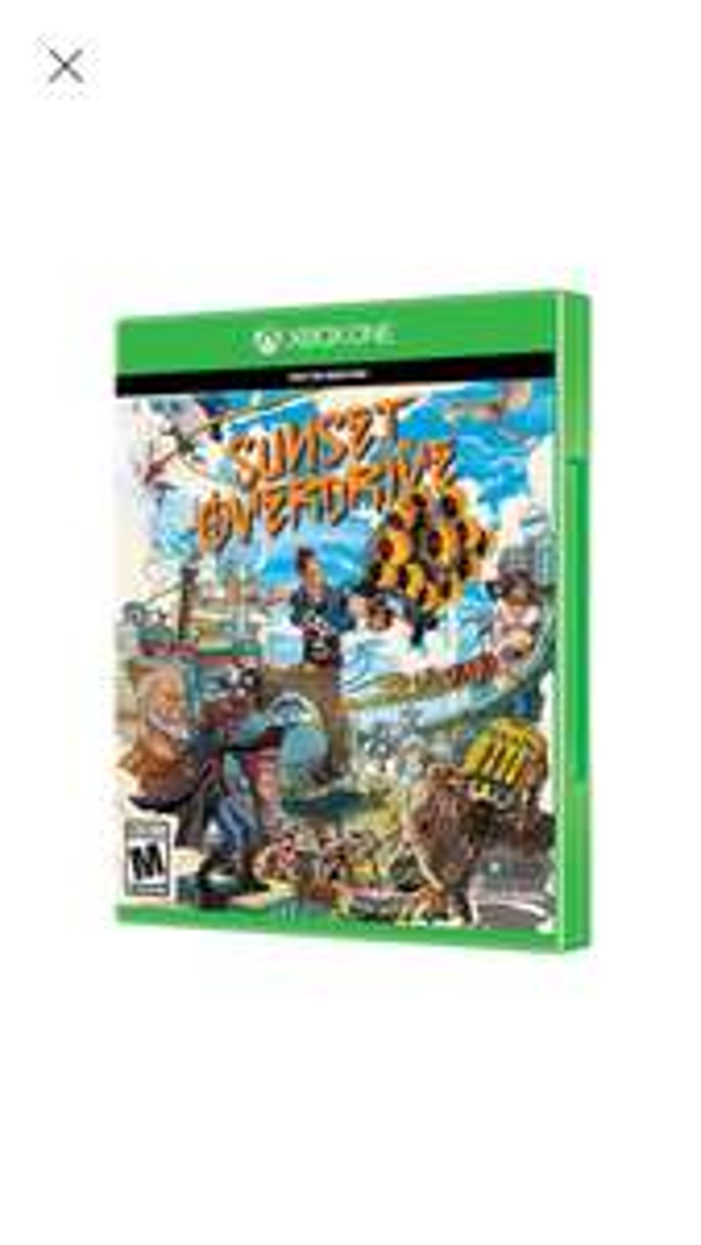 Privalia: Sunset Overdrive Xbox One