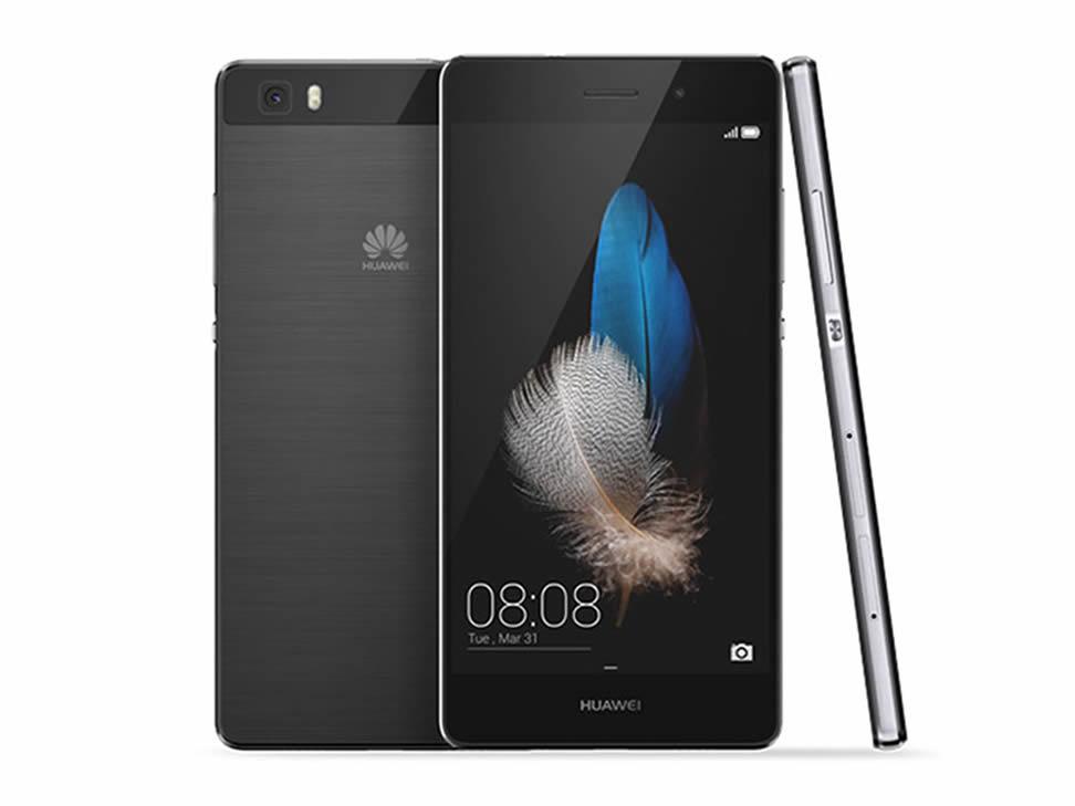 Liverpool: Huawei P8 Lite (Huawei L23 G Elite Negro Telcel) a $3,199