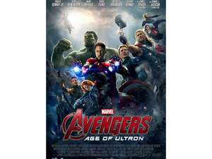 Liverpool: Avengers Age of Ultron Blu-Ray Steelbook exclusivo a $374