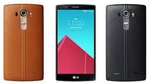 Telcel: LG G4 piel negra Plan Telcel Pro 200 a 12 meses