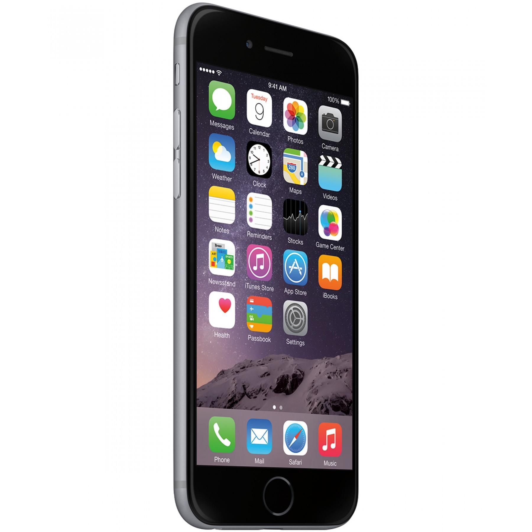 Palacio de Hierro: iPhone 6 de 16GB a $9,599