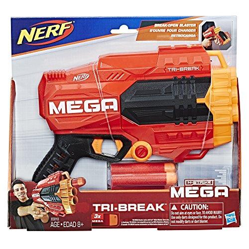 Amazon: Nerf Lanzador Mega Tri-Break