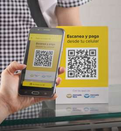 Mercado Pago: descuentos en restaurantes escaneando código QR y pagando con MP