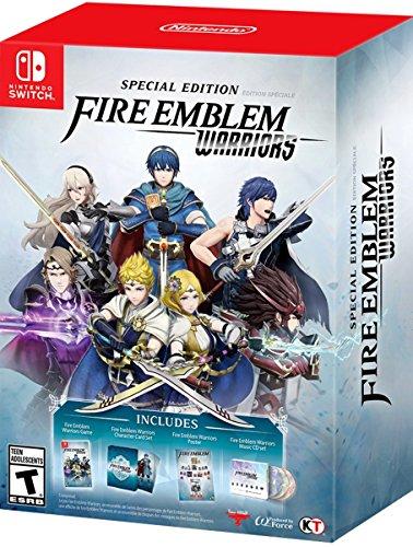 Amazon: Fire Emblem - Special Edition - Nintendo Switch (pagando con Citibanamex)