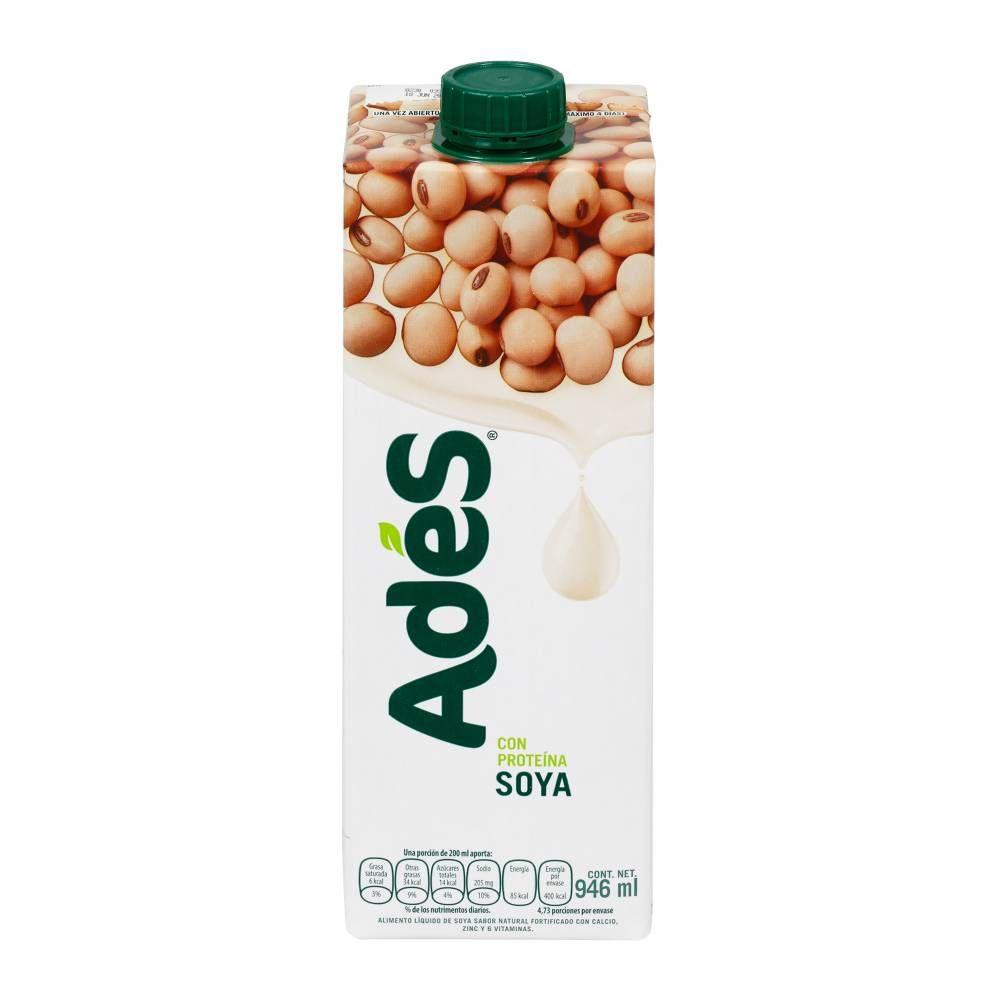 Sam's Club: Ades leche de soya 12 pz