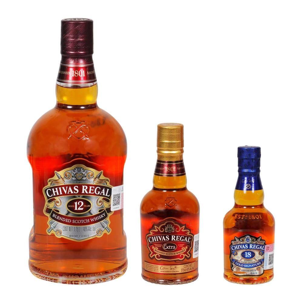 Sam's Club: whisky Chivas Regal  12  1.75L