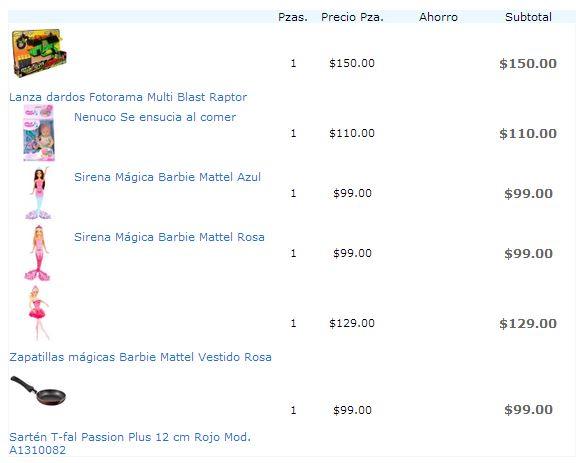 Gift card de $600 para Walmart online por $299 (oferta extendida)