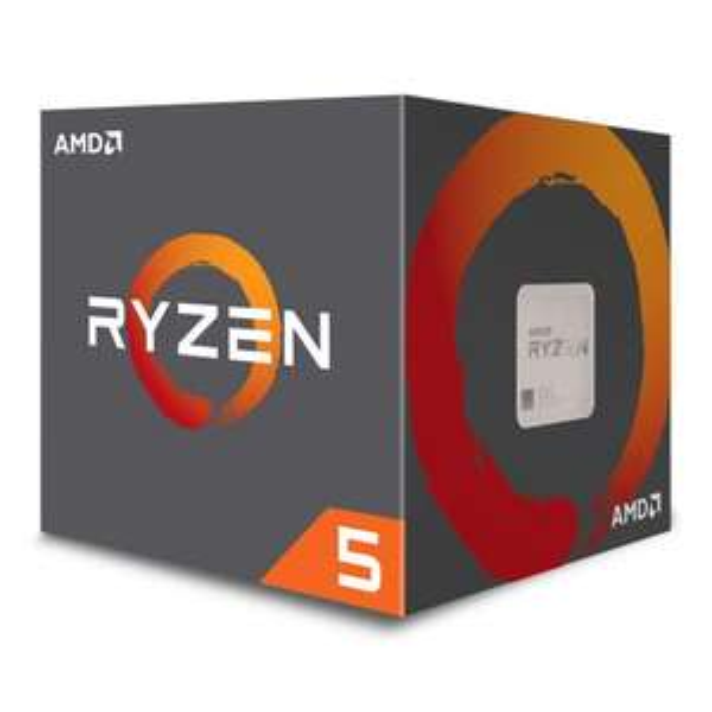 Cyberpuerta: AMD RYZEN 5 2600X