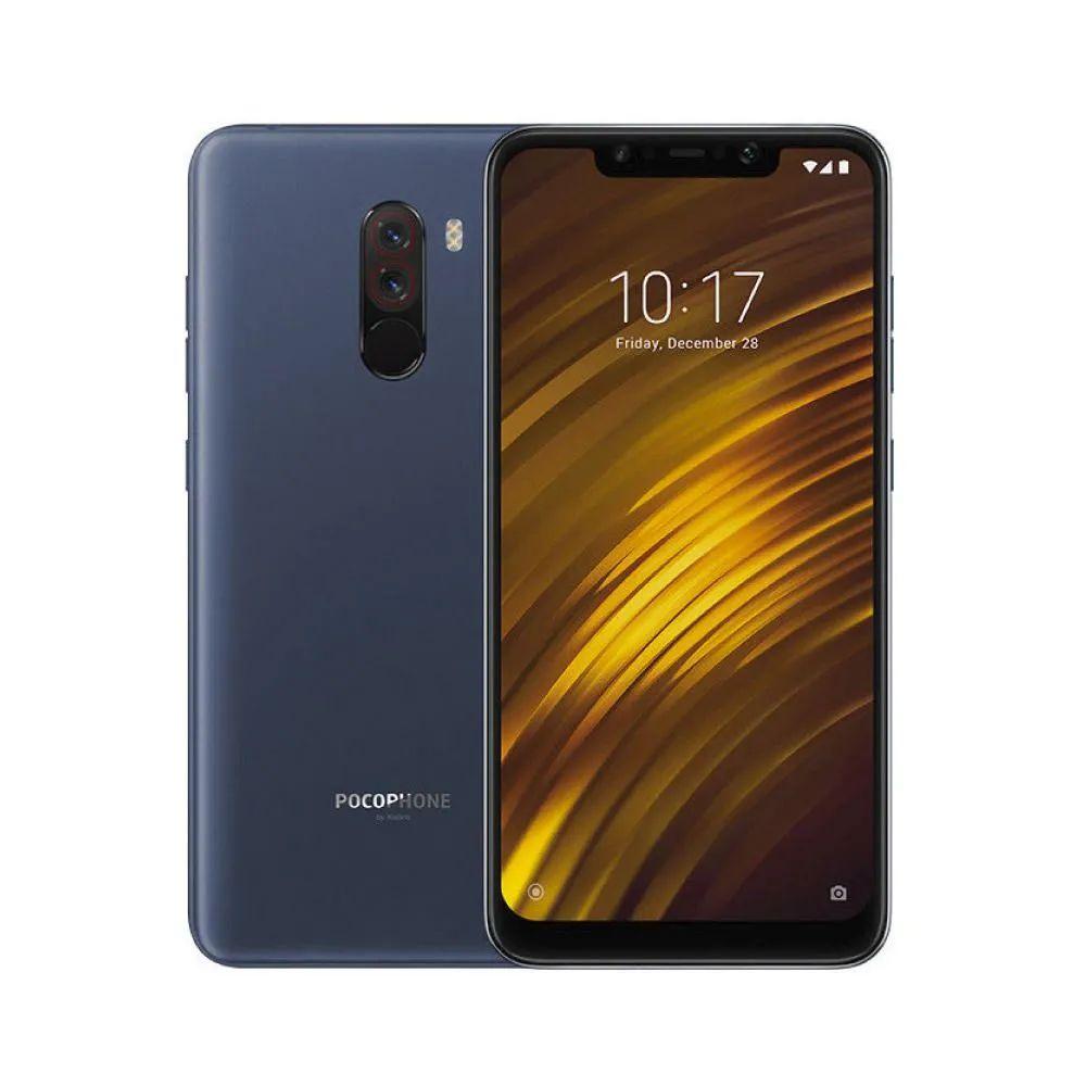 Elektra: Xiaomi Pocophone F1 128 GB Dual SIM - Azul Acero