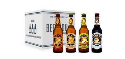 Beerhouse: Cervezas Shock-Top con 50% de descuento + 20% extra