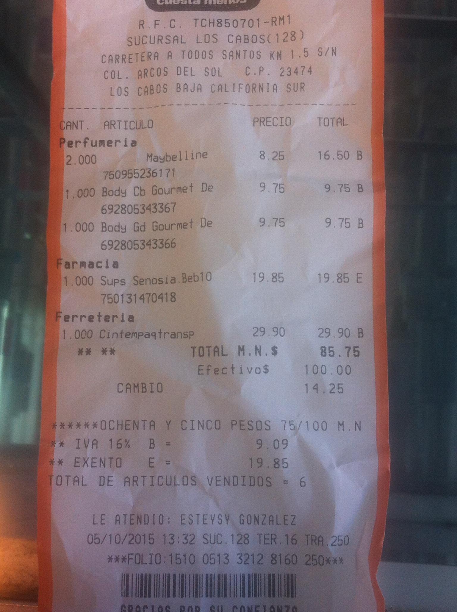 Chedraui: Corrector Maybelline Pure Makeup tono Deep $8.25 y jabón líquido de baño $9.75