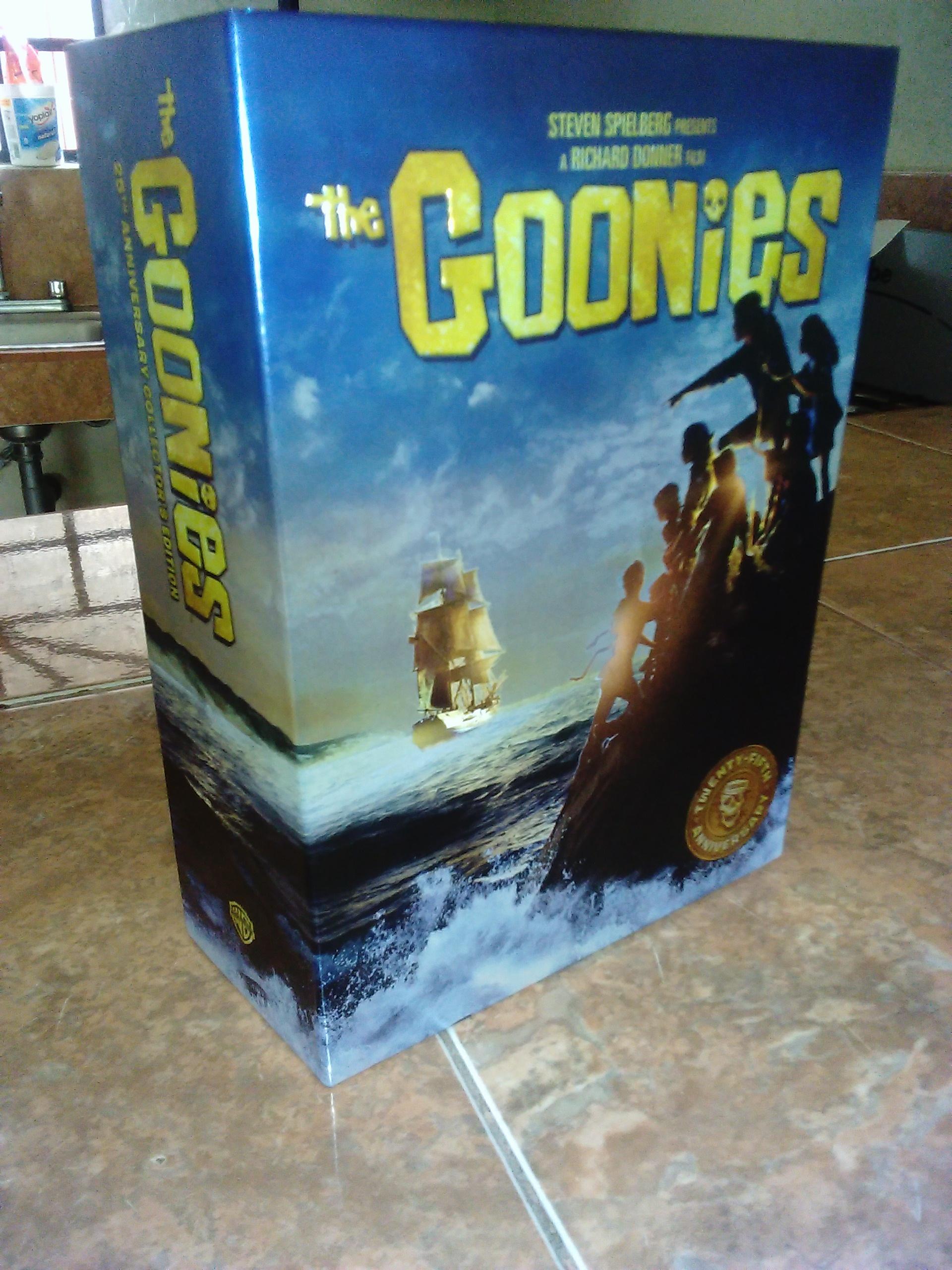 Walmart pelicula the Goonies edición especial $59