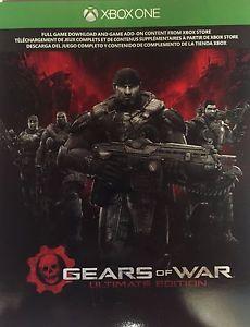 ebay: Gears Of War para Xbox One (digital) 19.99 usd con cupón $340 mxn. apróx.