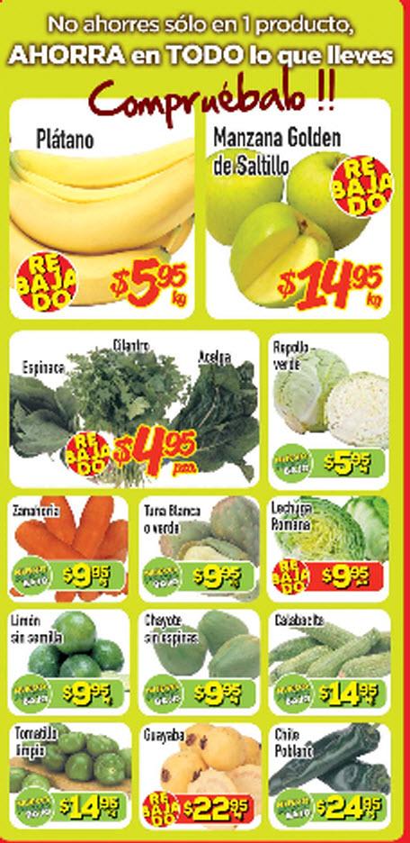 HEB: Tres días de Frutas y Verduras (Monterrey)