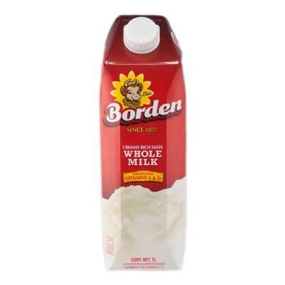 Superama: 3 litros de leche Borden por $35