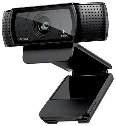 Amazon: Webcam Logitech C920 con citibanamex y cupón CBMX100
