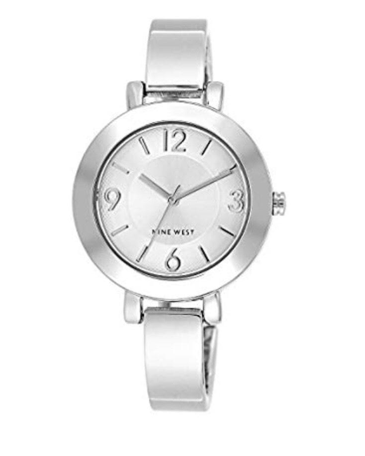 Amazon: Nine West Reloj para dama