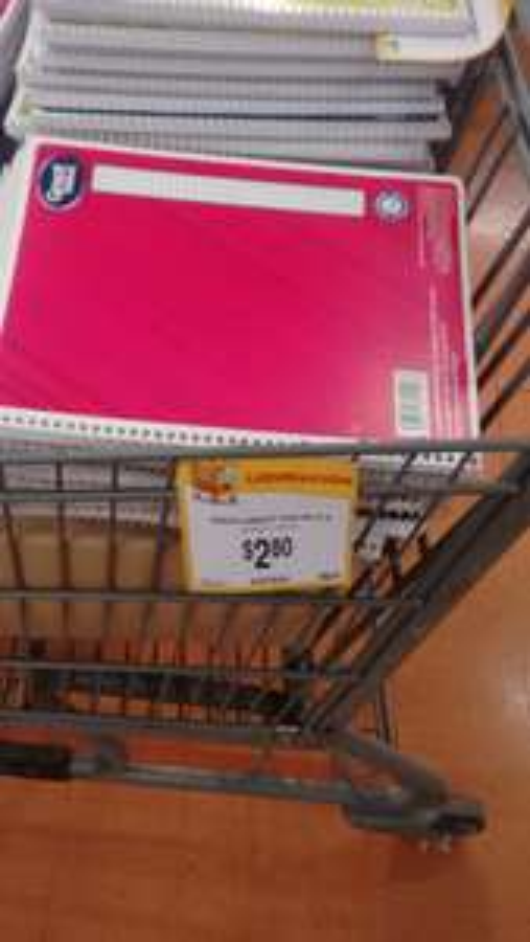 Walmart Puebla: Libretas Great Value de rayas, cuadros chicos y grandes a $2.80