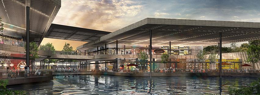 Inaguracion Centro comercial Oasis Coyoacan (ofertas)