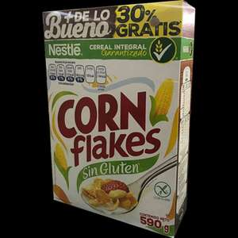 Bodega Aurrerá: Corn Flakes Nestlé 590 gramos $14.02