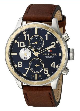 Amazon: Reloj de hombre Tommy Hilfiger 1791137 $1699
