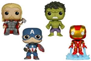 Funko pop!, Funko Fabrikations a excelente precio en Amazon