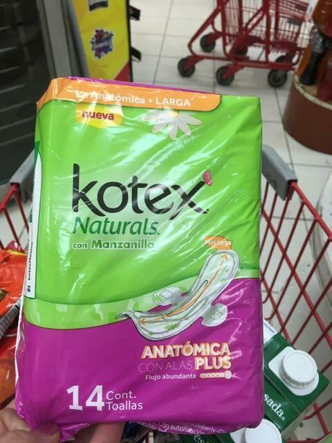 Farmacias Guadalajara: Kotex Pack de 14 a solo