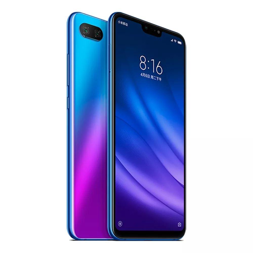 Tienda oficial Xiaomi en Mercado Libre: Xiaomi Mi 8 Lite AZUL