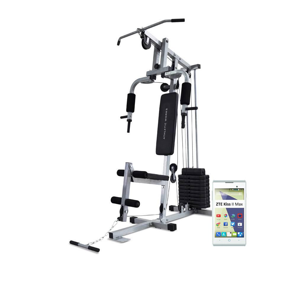 """Walmart """"precios de miedo"""": aparato para ejercicios $2,900"""