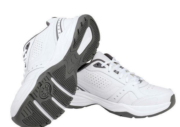 COSTCO - tenis Blancos de piel (Kirkland Signature)