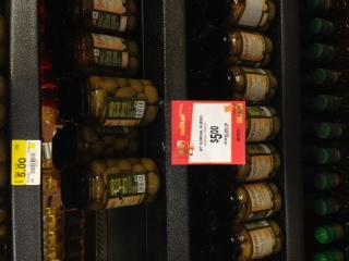 Walmart: Aceitunas, Café de 250 grs y Tostaditas gluten free