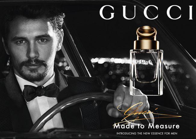Muestra gratis de loción Gucci Made to Measure