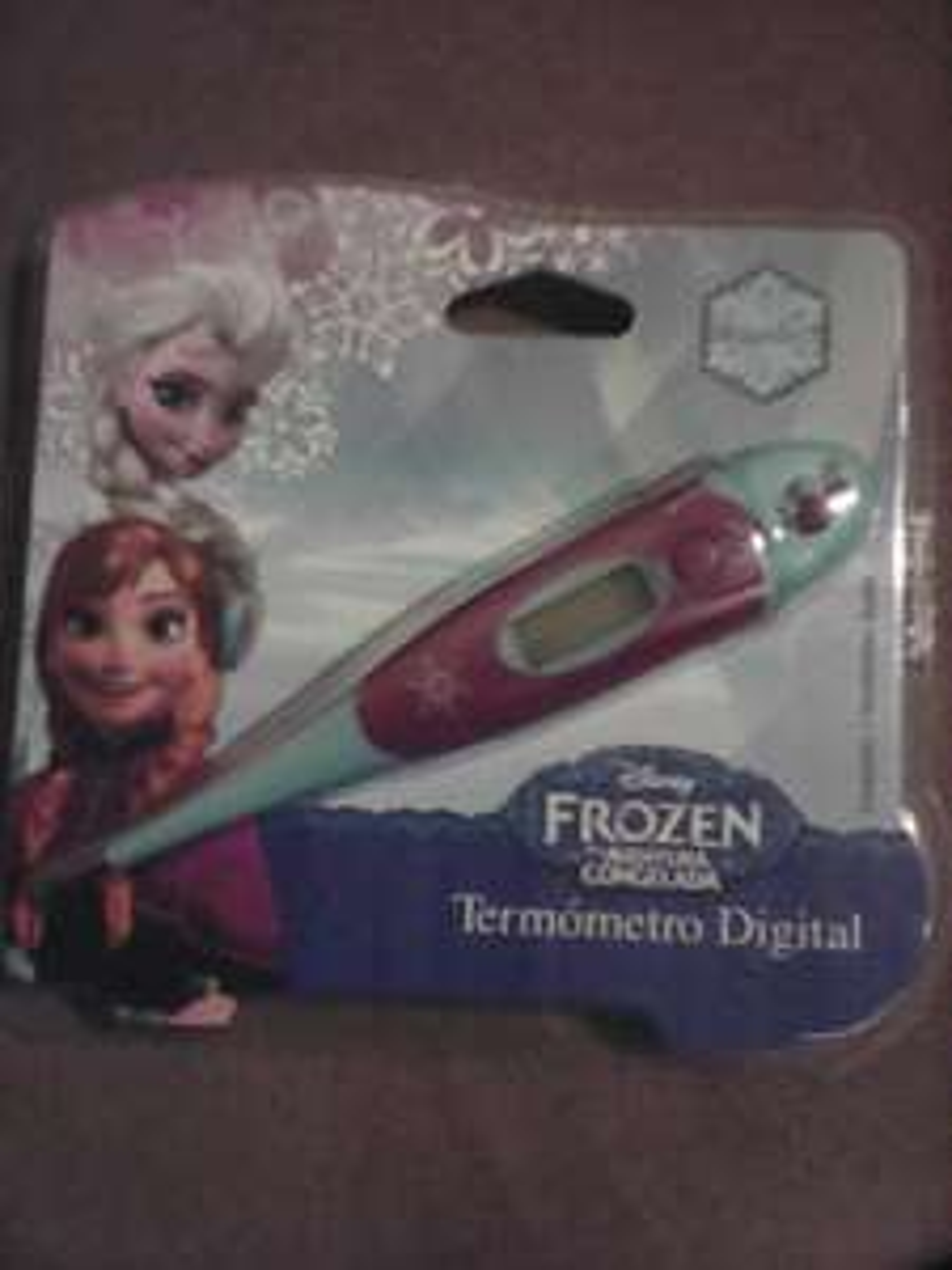 Walmart: Termómetro Frozen a $10.01