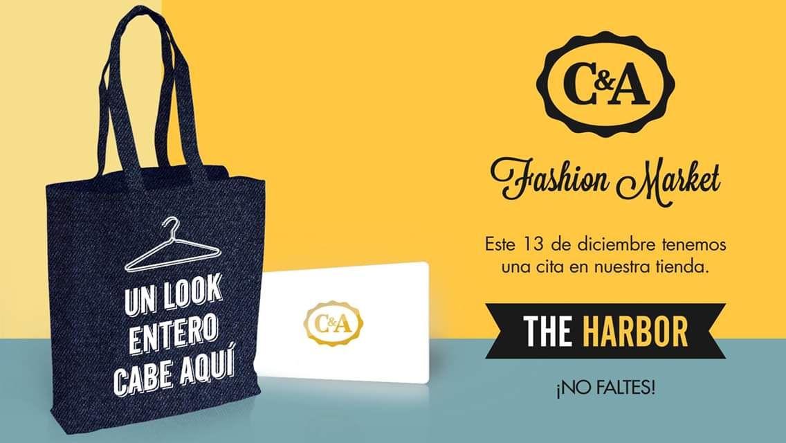 C&a tarjetas de regalo por apertura the harbor Mérida
