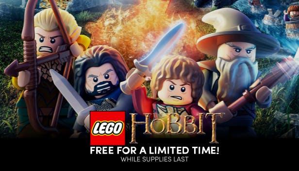 Humble Bundle: LEGO: The Hobbit Gratis