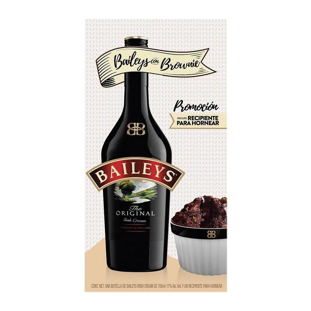 Superama: Baileys + flanera (2 combos X $469)