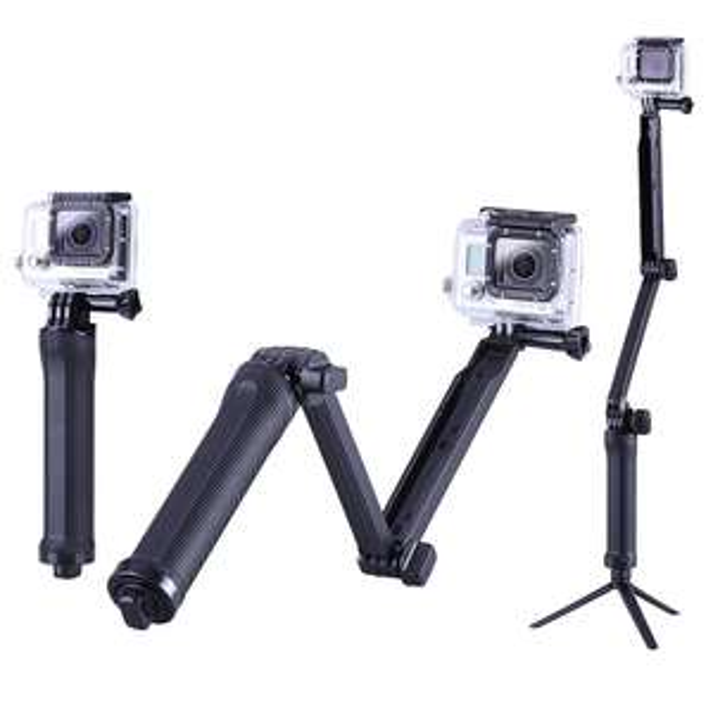 Amazon: Neewer Mini Tripod para GoPro