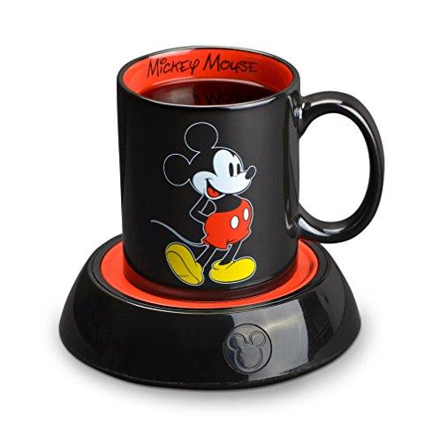 Amazon: Taza de Mickey Mouse con calentador