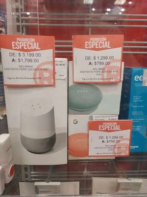 Radio Shack: Google Home