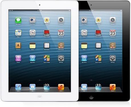 iPad con Pantalla Retina y iPad Mini bajan de precio