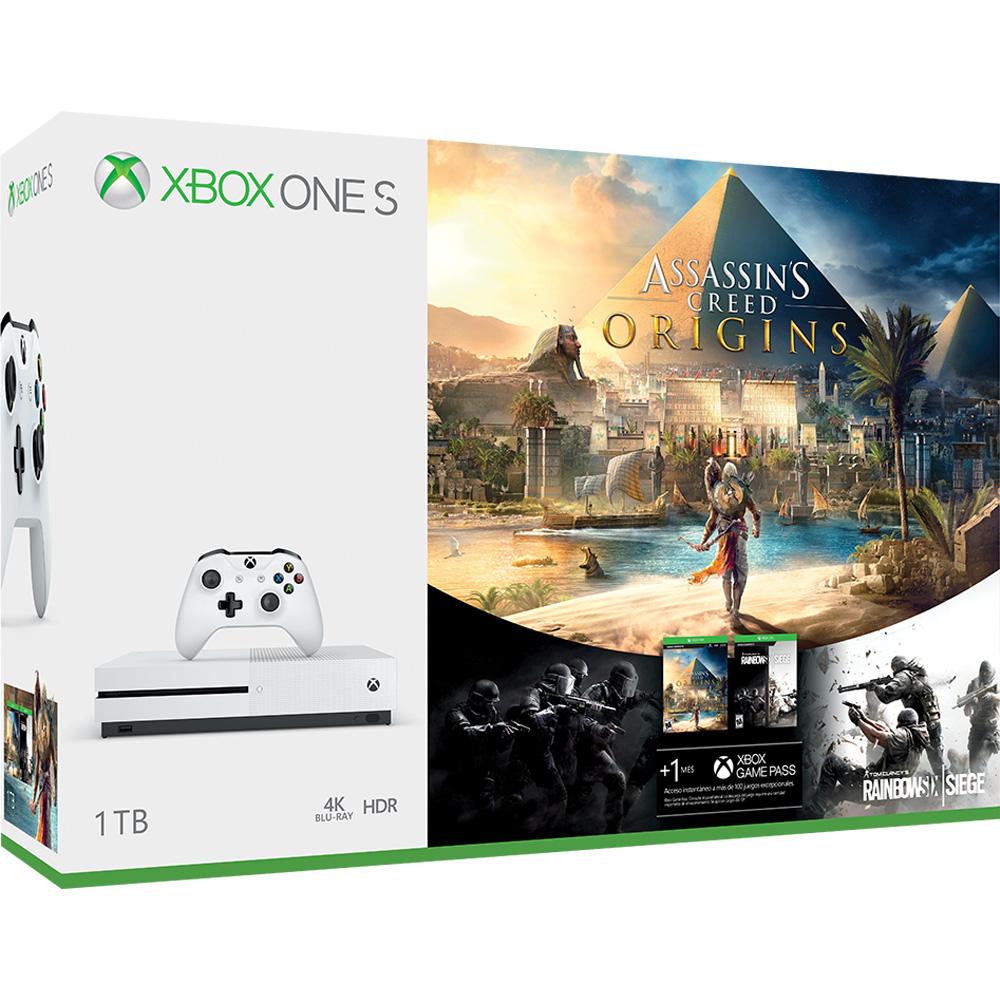 La Comer: Xbox One S 1 TB + Juego digital