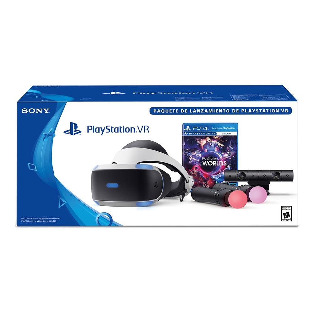 La Comer: PlayStation VR Bundle