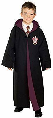 Amazon: Kids Deluxe Gryffindor Robe