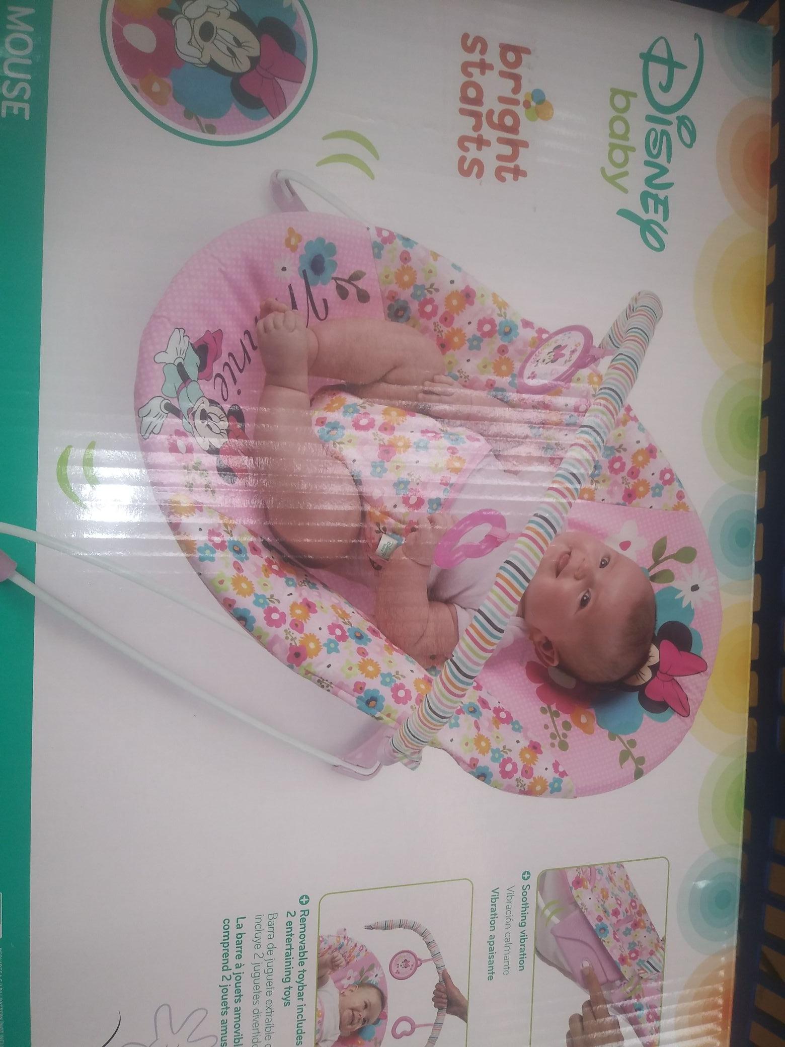 Walmart: Asiento para bebe