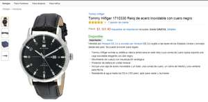 Amazon: Reloj Tommy Hilfiger a $1,191