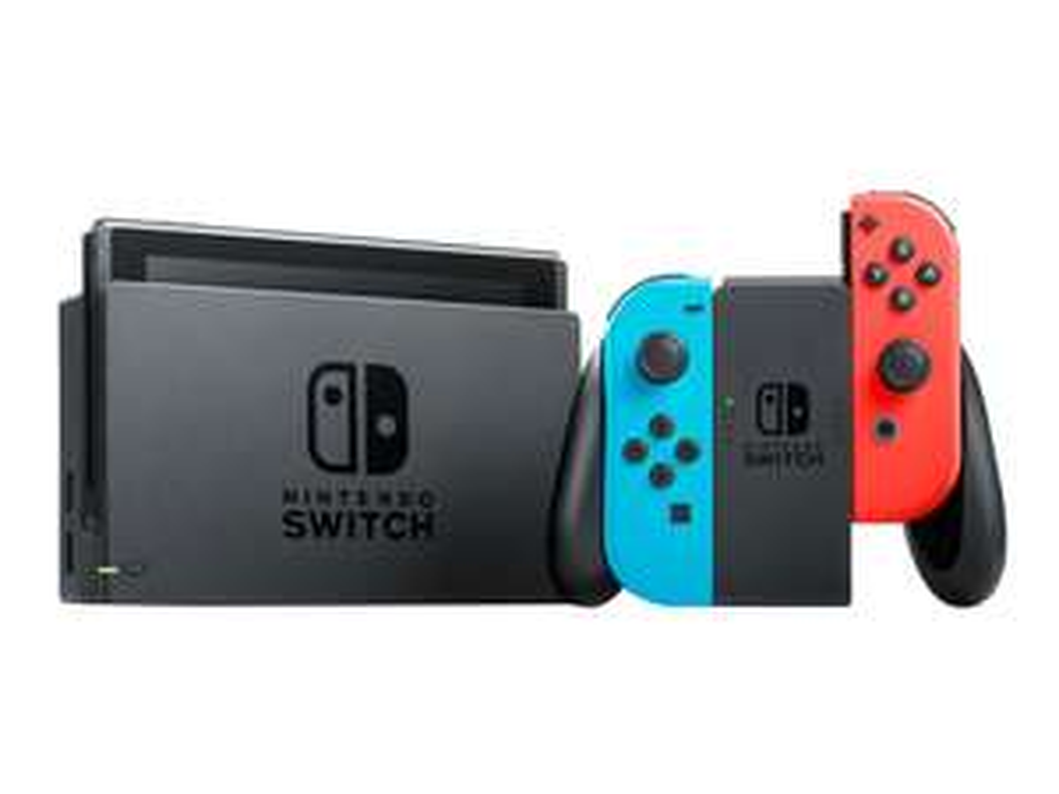 Suburbia: Excelente precio Nintendo swicht