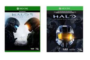 HEB: Pack Halo 5 + Halo Master Chief--xbox one
