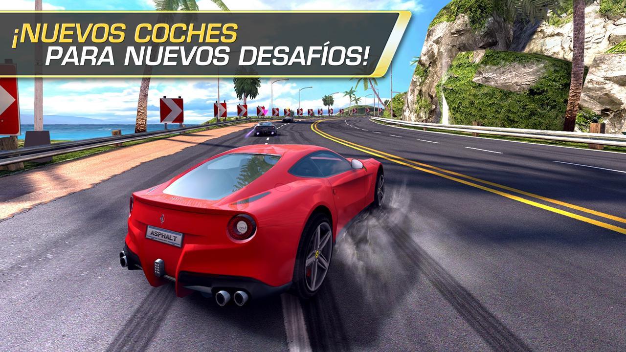 Google Play: 3 Juegos de gameloft en oferta (Spider Man y Asphalt 7)