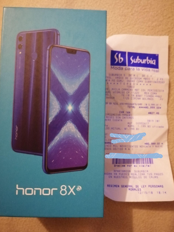 Suburbia: Honor 8X
